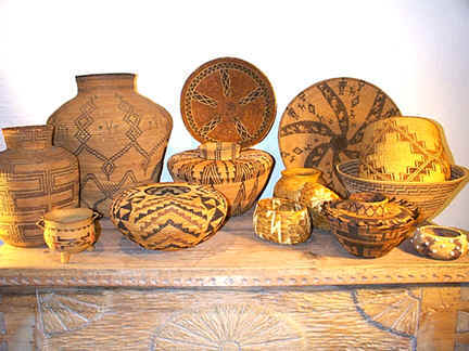 fba4dff43c2 Indian Baskets